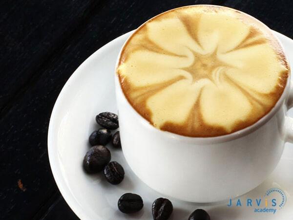 cà phê không lòng trắng