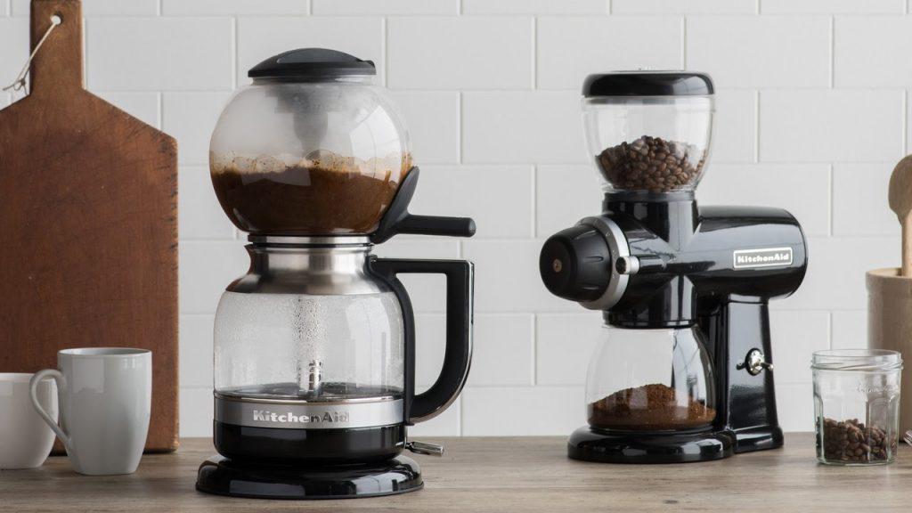cách pha cà phê bằng áp suất