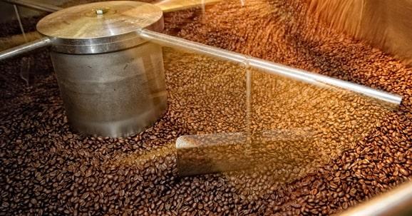 kỹ thuật rang cà phê