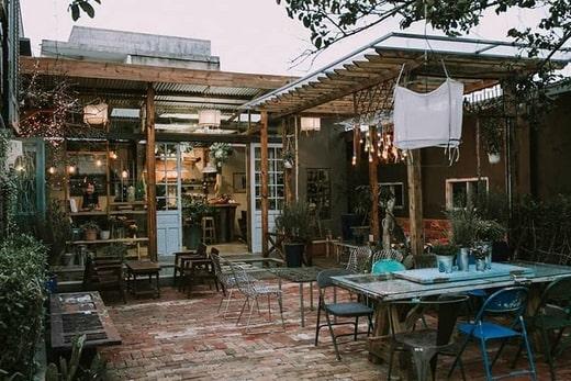 quán cà phê route 66