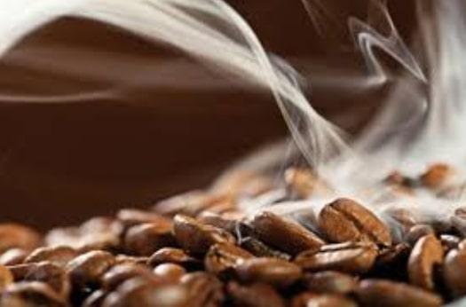 rang hạt cà phê
